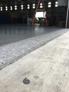concrete grinding