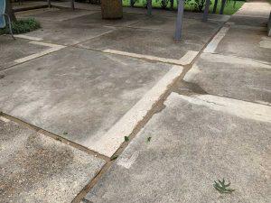 Concrete Repair Trip Hazards