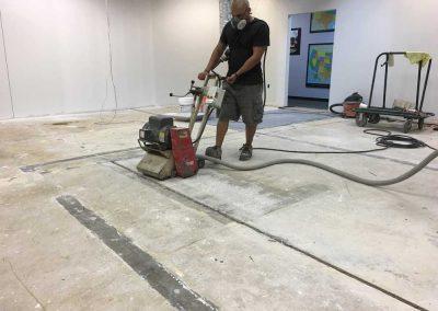 Commercail Concrete Grinding