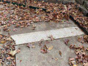 Concrete Grinding Repair