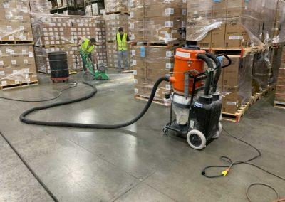 Warehouse Floor Repair