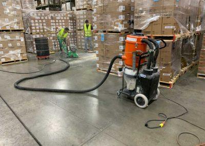 Warehouse Floor Repair