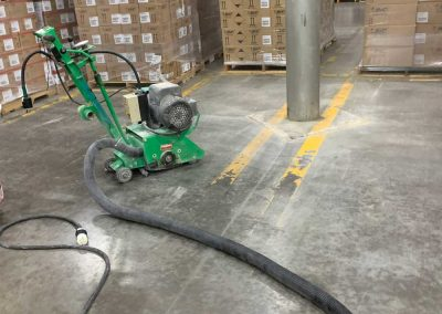 Warehouse Concrete Repair