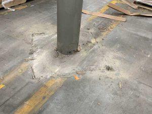 Warhouse Floor repair