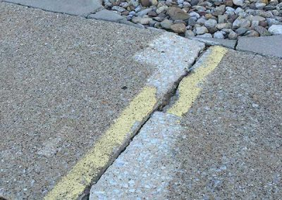 Bad Concrete Repair